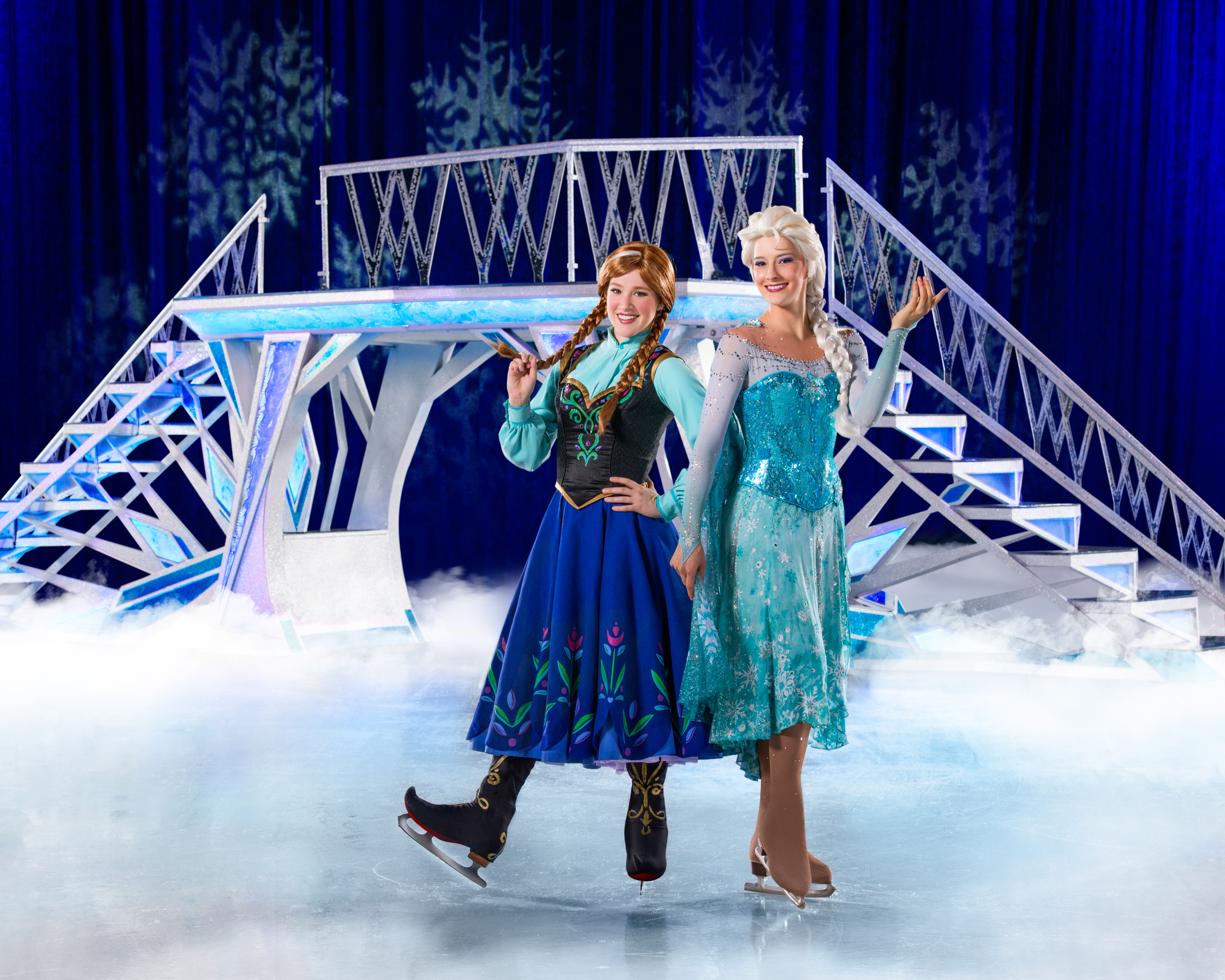 Giveaway of a family package of 4 tickets disney on ice Are we going to get snow this year 2016